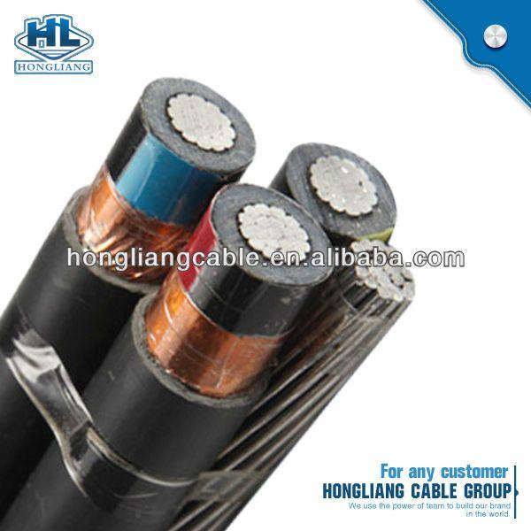 IEC 60502 6KV 10KV 11KV ABC Cable High Voltage ABC Cable $0.2~$48
