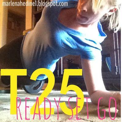 T25 Workout Schedule & Menu Plan   www.marlenahedine1.blogspot.com
