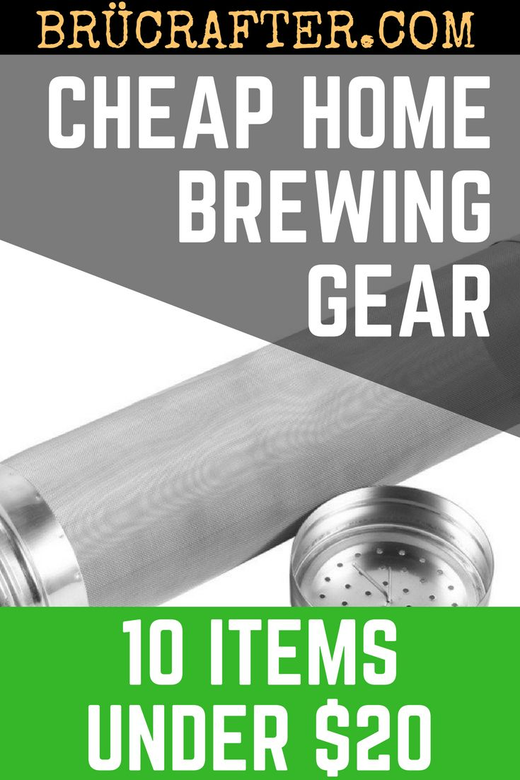 Inexpensive Homebrewing Must Have Accessories 10 under