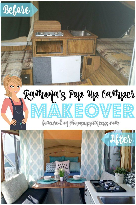 1000 Images About Popup Camper On Pinterest Cushions