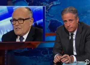 Daily Show destroys Fox-GOP News about their racism.