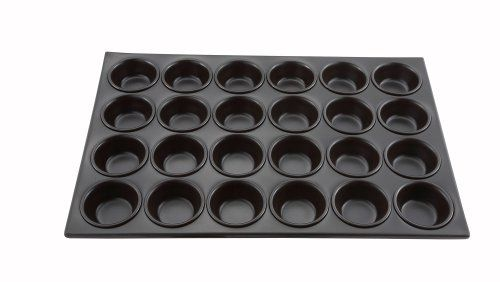 Winco AMF24NS 24Cup NonStick Muffin and Cake Pan Aluminum >>> Be sure to check out this awesome product.(This is an Amazon affiliate link and I receive a commission for the sales)