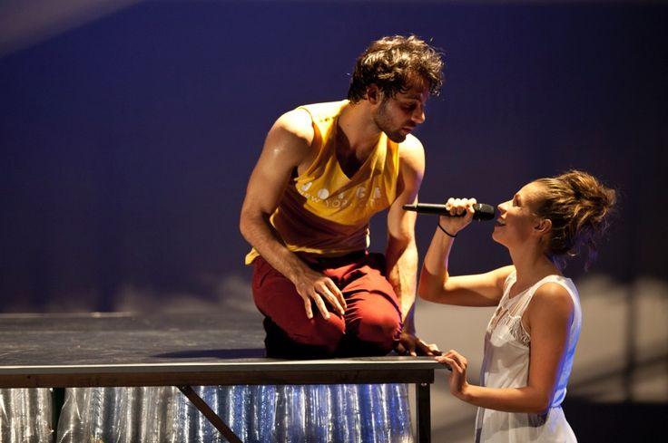 Eiland -Danstheater Adentro - concept/regie/vomrgeving