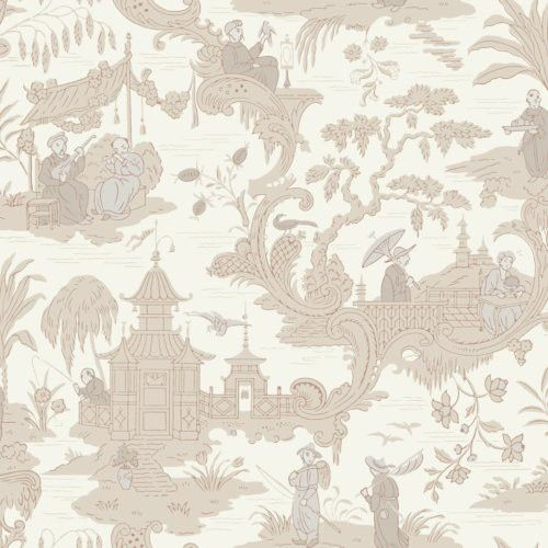 21 Best Toile Wall Paper Images On Pinterest: Best 25+ Neutral Wallpaper Ideas On Pinterest