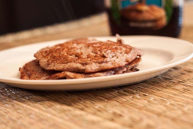 Ragi | Finger Millet Pancakes with Bananas