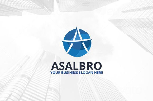 Asalbro Logo Template by atsar on Creative Market