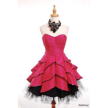 Betsey johnson dresses all her stuff is so fun i would love to wear