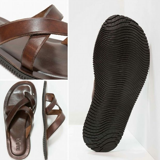 Sandales homme tong zign