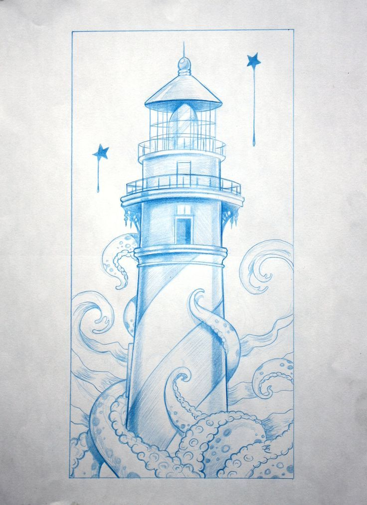 d060ee676 Pin by Brenda Morrow on light house in 2019 | Tattoo sketches, Lighthouse  drawing, Tattoo drawings