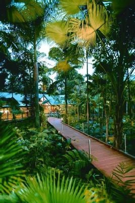 Silky Oaks Lodge - Cairns QLD