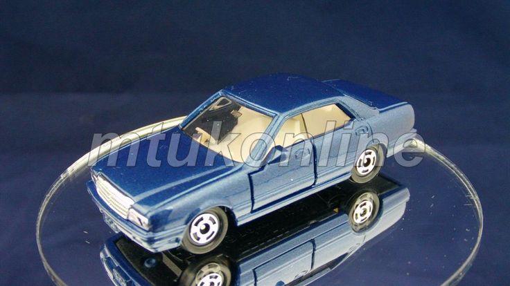 TOMICA 104B NISSAN CIMA MK1 | 1/63 | 104B-1 | 1989 JAPAN