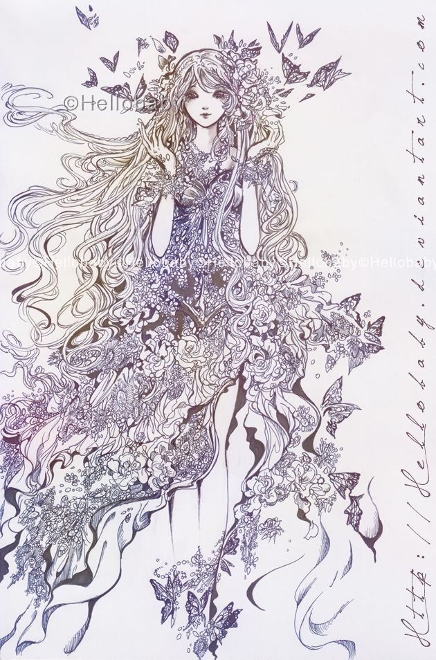 Aria by Hellobaby on deviantART