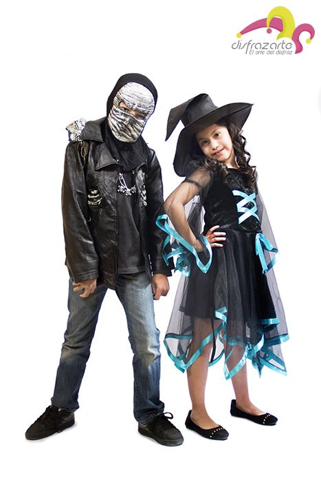 Disfraces para halloween.