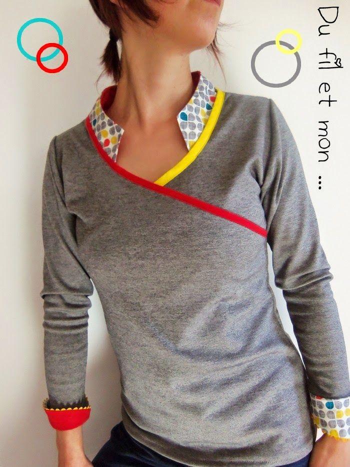 43 best Nähanleitung images on Pinterest | Kleidung nähen ...
