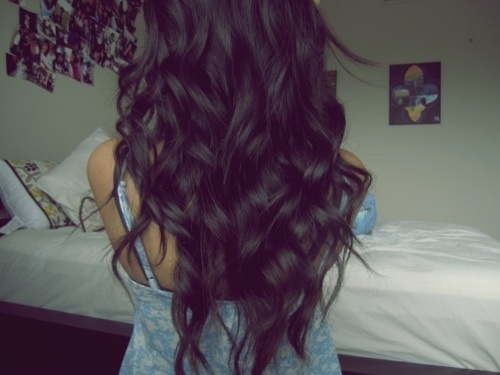I seriously want hair like this for the summer!