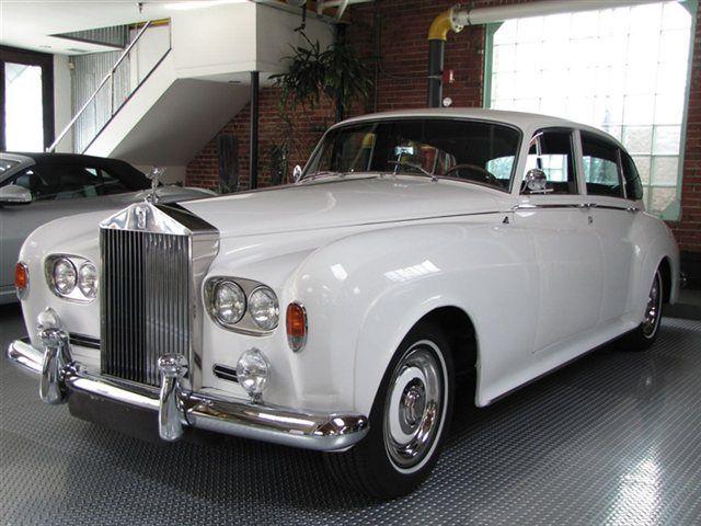 1963 Rolls-Royce Silver Cloud III Long Wheel Base (Stock# LCCL39)