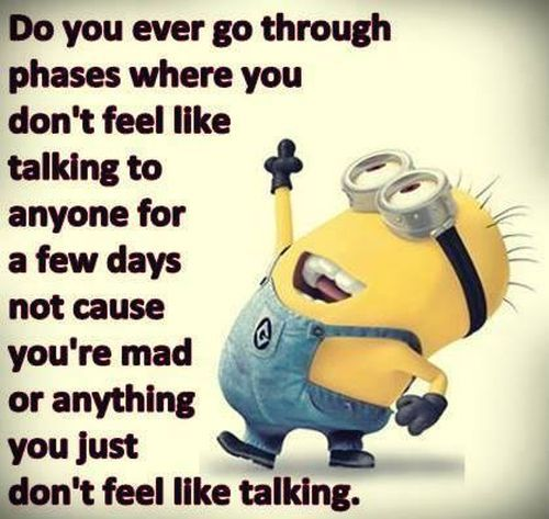 Yes,  frequently.  Funny minions :)
