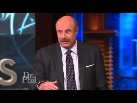 Dr  Phil  Family Dramas, Mysteries and Facing the Unknown