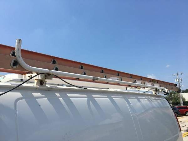 Universal ladder rack (Kent ohio) $20