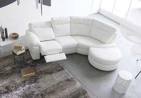 Idee salvaspazio, divano angolare per piccoli spazi