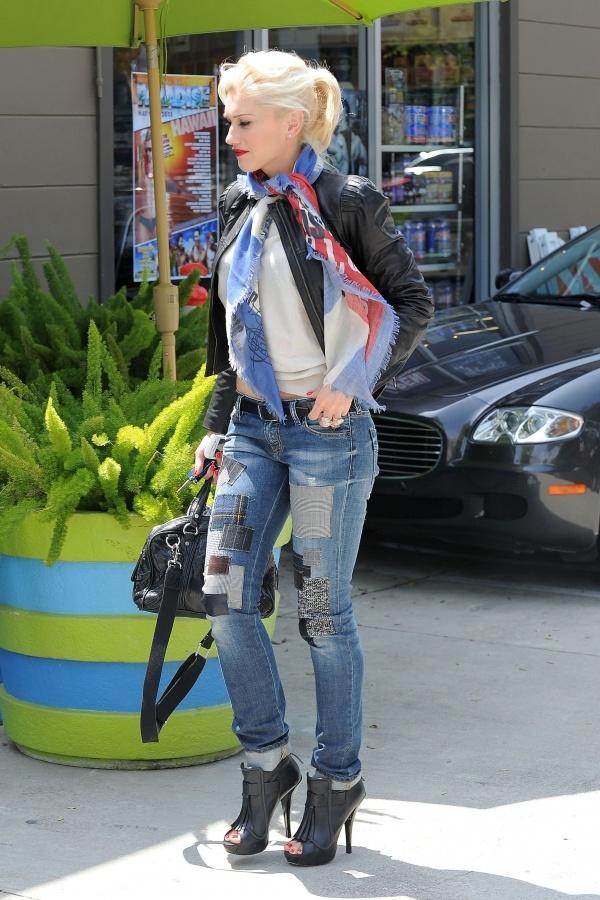 Gwen Stefani...Love her style