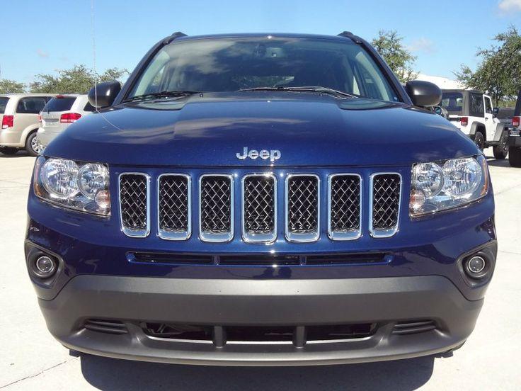 2014 Jeep Compass Sport True Blue Jeep compass, Jeep