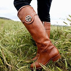 LoveKnee High, Burch Boots, Leather Boots, Tory Burch, Riding Boots, Fallboots, Fall Boots, Brown Boots, Toryburch