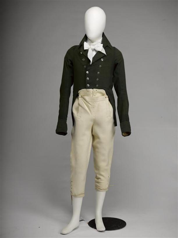 1790s fashion