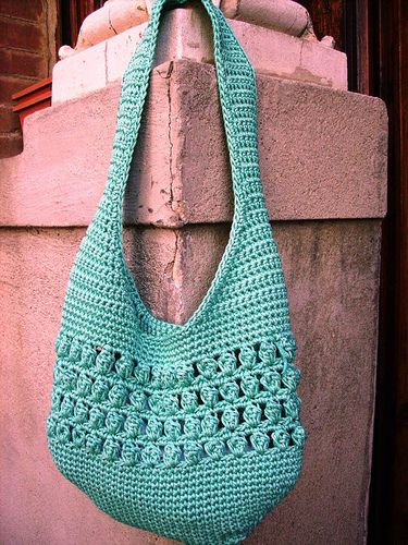 Ravelry: kokkole's Drops crochet purse