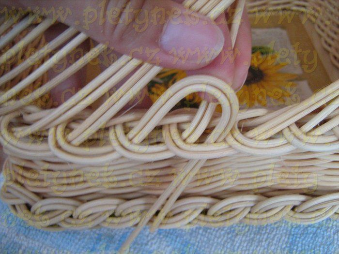 step 2 basket pattern