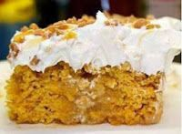 The Greatest Thing in the World Today: Decadent Pumpkin CakeEach year, during the months ...