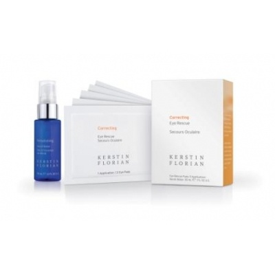 Eye Rescue (5 Applications), £98.00 Achieve dramatic results with this instantly hydrating, line-smoothing treatment. These all-natural, soothing eye pads leave the eye area brighter, visibly plumped and more luminous for a well-rested, youthful look.