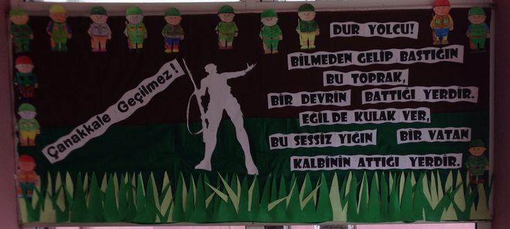 18 Mart Çanakkale Şehitlerini Anma Günü