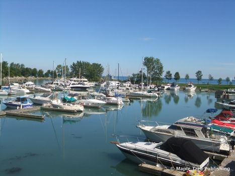Bluffers Park Marina. #Scarborough