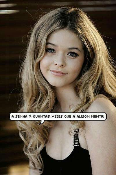 Wallpaper para celular / tela de bloqueio Pretty Little Liars /PLL Alison