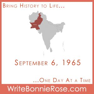 Timeline Worksheet: September 6, 1965: Defense of Pakistan Day, a national holiday commemorating the Indo-Pakistan War of 1965. Create a timeline of Asian history with a timeline worksheet of Pakistan.
