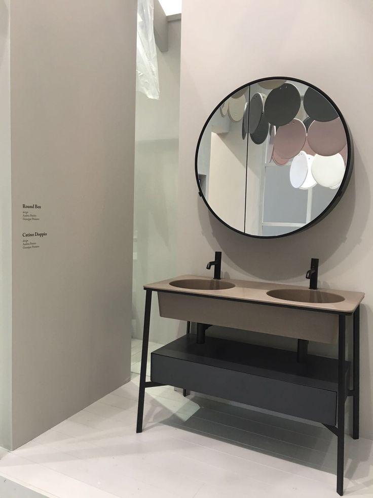 I CATINI collection by Andrea Parisio and Giuseppe Pezzano for CIELO - Salone del Mobile 2016 #bathroom #design #details #ceramic #ceramicacielo #cielo #washbasin #colours