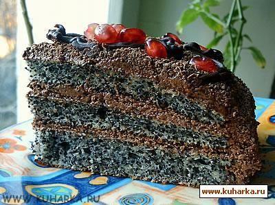 Министерский торт | Четыре вкуса