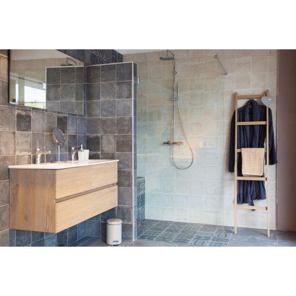 Badkamer Neo VT wonen | Weer zo'n mooie badkamer van PUUR! Sanitair & Tegels  http://www.puur-sanitair.nl/badkamer-neo-vt-wonen.html
