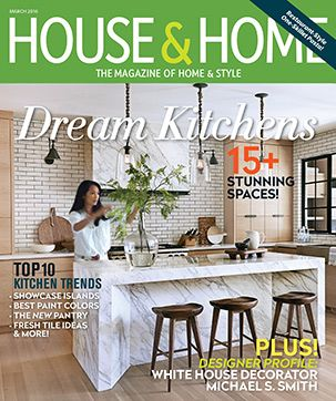 "Quick Grab this issue off the stands! Ken Gangbar Studio is featured in this months House and Home Issue. ""On Repeat""  #GangbarArt #ArtInstallation #HouseAndHome"