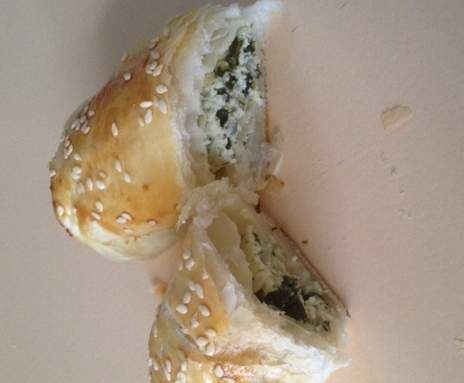 Recipe Spinach and Ricotta Rolls by emmar - Recipe of category Baking - savoury