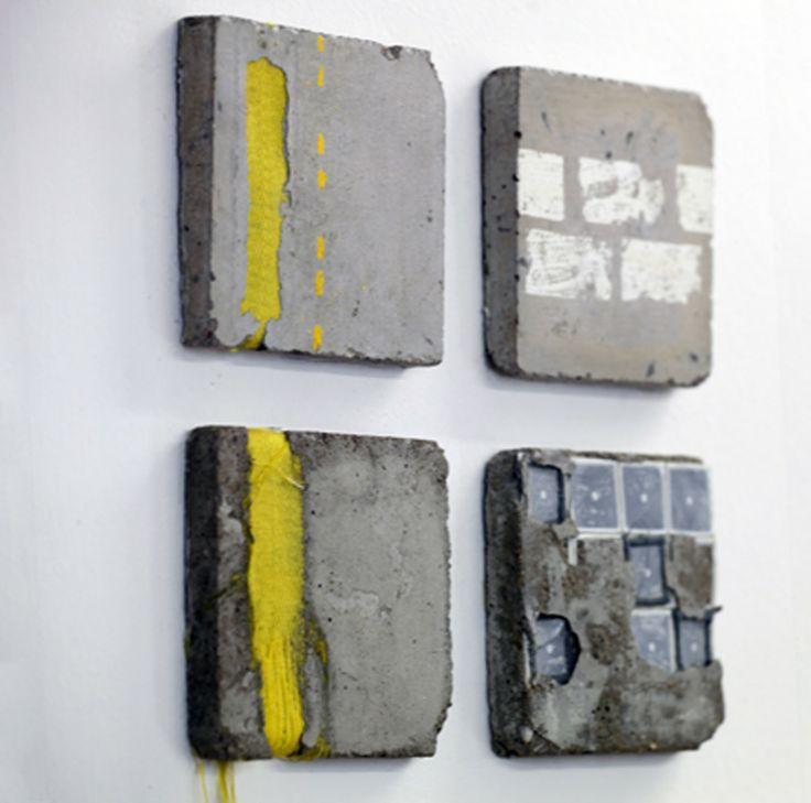 Bethany Walker Concrete Art