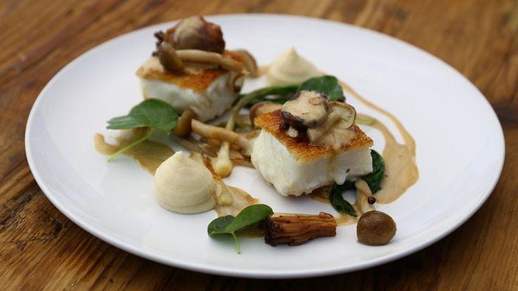 Mushrooms on Toast - by Aussie chef, Gary Mehigan