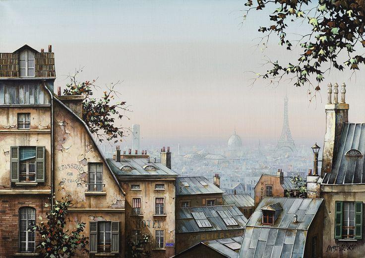 """""""Paris-Montmartre""""  2012"""