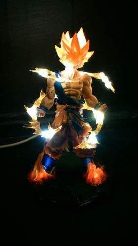 Dragon-Ball-Z-Son-Goku-Kamehameha-super-Saiyan-2-Aura-Effect-Light-Up-Lamp