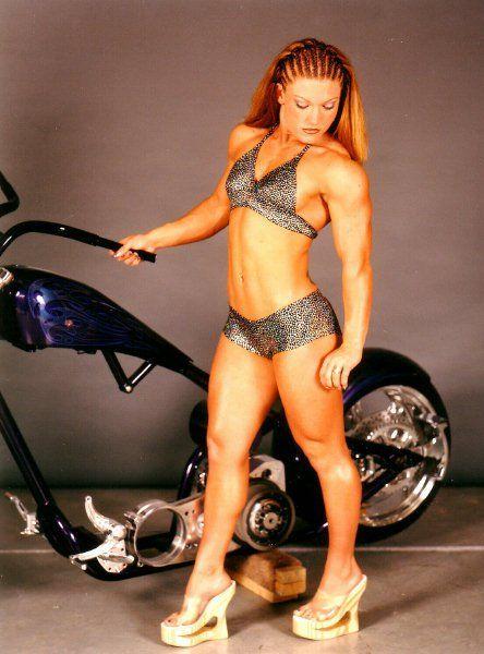 Amy Shirley in Shorts | Amy Shirley Lizard Lick Towing
