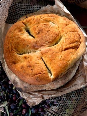 Julebrød - Pompe à d'huile fra Provence Fransk julebrød med en frisk duft af appelsin