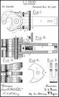"""On November 27, 1897 Beard received a patent for a device he called the Jenny Coupler. Andrew Beard's Jenny Coupler. The Jenny Coupler automatically joined cars by simply allowing them to bump into each other, or as Beard described it the """"horizontal jaws engage each other to connect the cars."""" Beard sold the rights to his invention for $50,000.00 and the railroad industry was revolutionized. #BlackMuseums"""