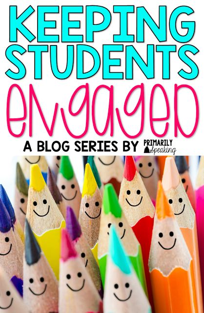 Tips and tricks to keep students engaged using familiar engagement structures...a four part blog series (Part 1: I Spy)