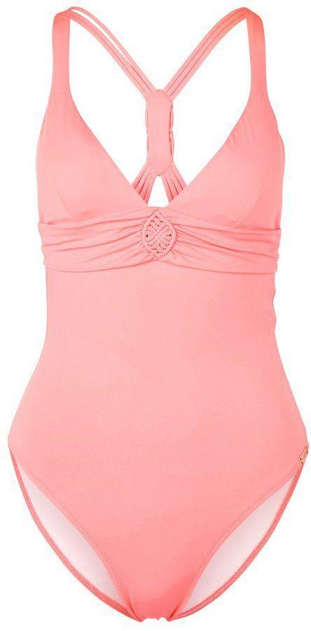 Pin for Later: Heißt den Frühling willkommen mit diesen Kleidern in Pastelltönen  Watercult Badeanzug in Pastelltönen (100 €)
